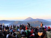 Puncak Penanjakan 1 Gunung Bromo Surabaya