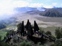 Puncak Penanjakan 2 Gunung Bromo Surabaya