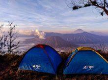 4 Tempat Perkhemahan Terbaik di Gunung Bromo
